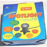 Underwater Submersible Pond Spotlight Fountain Light - Chickadee Solutions - 1