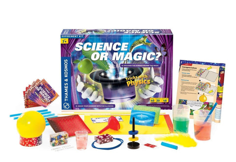 Thames and Kosmos Science or Magic Science Kit - Chickadee Solutions