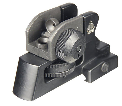 UTG Model 4/16 Complete Match-grade Rear Sight - Chickadee Solutions - 1