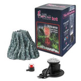 Hydor H2Show Ornament Kit for Aquariums Red Volcano Hydor - Chickadee Solutions - 1