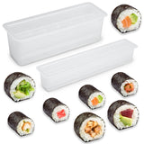 ULTIMATE SUSHI MAKING KIT - The Easiest Way to Make PERFECT Restaurant Qualit... - Chickadee Solutions - 1