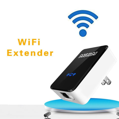 MSRM US300 300Mbps Wireless-N WiFi Range Extender WiFi Repeater with Support ... - Chickadee Solutions - 1