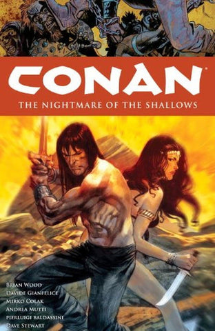Conan Volume 15 The Nightmare of the Shallows - Chickadee Solutions - 1