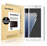 Galaxy Note 7 Screen Protector [Full Coverage] iVoler [2-Pack] [3D Full Curve... - Chickadee Solutions - 1