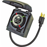 Intermatic HB35R Outdoor Electromechanical Timer 1 - Chickadee Solutions