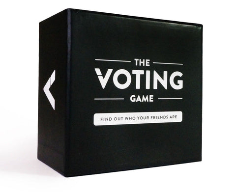 The Voting Game - The Adult Party Game About Your Friends. - Chickadee Solutions - 1