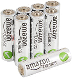 AmazonBasics AA Performance Alkaline Batteries (8-Pack) 8-Pack - Chickadee Solutions - 1