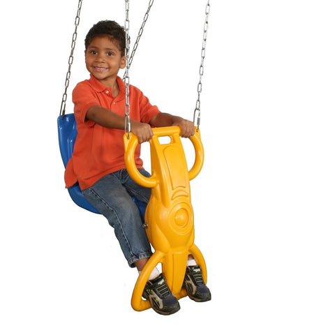 Wind Rider Glider Swing No Swing Hangers - Chickadee Solutions - 1