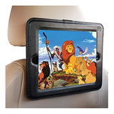 iPad Headrest Mount For Car-Fits Apple iPad's 123 4 Holder Keeps iPad in Car ... - Chickadee Solutions - 1
