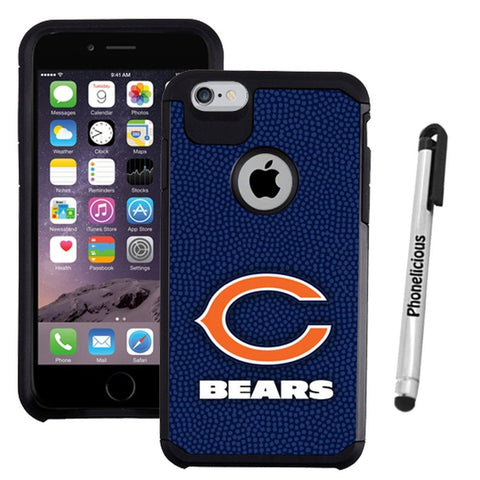 iPHONE 6 PLUS Case Phonelicious iPHONE 6 PLUS - Licensed NFL [Slim Armor][Hea... - Chickadee Solutions - 1