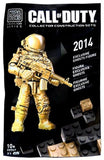 2014 Mega Bloks Call of Duty Exclusive Ghosts Mini Figure - Chickadee Solutions