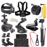 CCbetter Action Camera Basic Accessories Kit for Gopro Hero 1 2 3 3+ 4 SJ4000... - Chickadee Solutions - 1