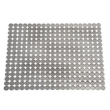 InterDesign Orbz Kitchen Sink Protector Mat Large Graphite InterDesign - Chickadee Solutions - 1