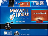 Maxwell House -- House Blend K Cups-12 Count Box House Blend (K-Cup) 12 Count - Chickadee Solutions - 1