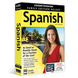 Learn Spanish: Instant Immersion Family Edition Language Software Set - 2016 ... - Chickadee Solutions - 1