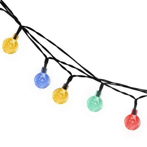 Led String Light BOYON Solar Fairy Starry Lights Best for ...