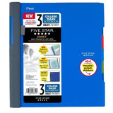 Five Star Advance Spiral Notebook-Standard Size 3-Subject 150 College-Ruled S... - Chickadee Solutions - 1