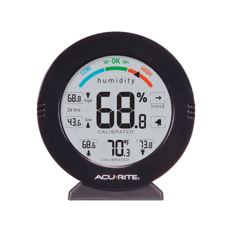 AcuRite 01080M Pro Accuracy Temperature & Humidity Monitor with Alarms - Chickadee Solutions - 1