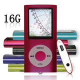 Tomameri Red Color Portable MP4 Player MP3 Player Video Player with Photo Vie... - Chickadee Solutions - 1