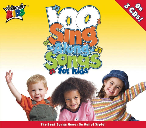 100 Singalong Songs For Kids - Chickadee Solutions - 1