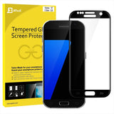 Galaxy S7 Screen Protector JETech Tempered Glass Full Screen Screen Protector... - Chickadee Solutions - 1
