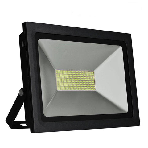 Solla 100W LED Flood Lights Outdoor Security Lights Super Bright Floodlight W... - Chickadee Solutions - 1