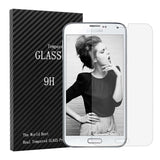 S5 Screen Protector Galaxy S5 Tempered Glass Screen Protector - Badalink 9H H... - Chickadee Solutions - 1