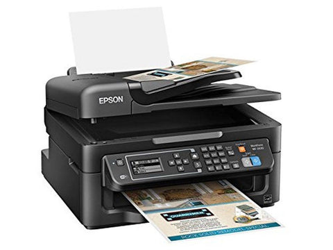 Epson WorkForce WF-2630 Wireless Business AIO Color Inkjet Print Copy Scan Fa... - Chickadee Solutions - 1