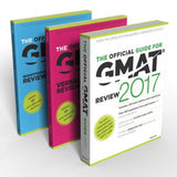 The Official Guide to the GMAT Review 2017 Bundle + Question Bank + Video - Chickadee Solutions