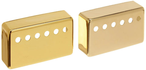 1-set(2pcs) Humbucker Neck & Bridge Guitar Pickup Covers Gold High Quality - Chickadee Solutions