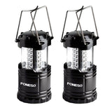 LED Camping Lantern Foneso Ultra Bright Portable Outdoor Flashlights Emergenc... - Chickadee Solutions - 1