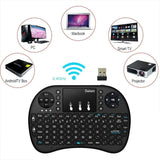 Daisen-tech I8 Mini 2.4Ghz Wireless Touchpad Keyboard With Mouse For Pc Pad G... - Chickadee Solutions - 1