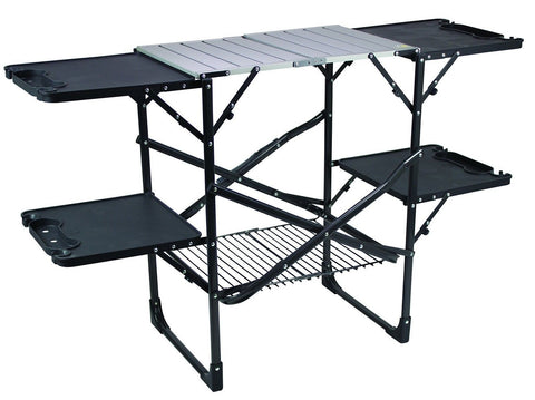 GCI Outdoor Slim Fold Cook Station - Chickadee Solutions - 1
