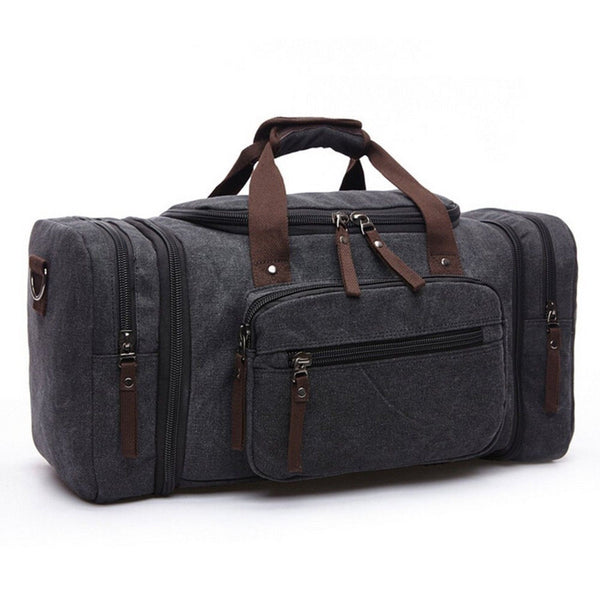 products sophisticated mans travel duffle