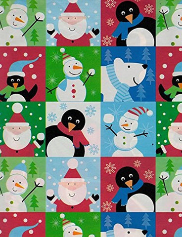 Christmas Carrot Wrapping Paper Set By Clara And Macy ...  Christmas Wrapping Paper For Men