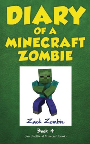 Diary of a Minecraft Zombie Book 4: Zombie Swap - Chickadee Solutions - 1