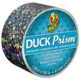 Duck Brand Prism Crafting Tape 1.88-Inch x 5-Yard Roll Small Stars (284035) - Chickadee Solutions - 1
