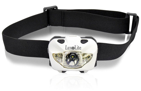 *FLASH SALE* Bright LED Headlamp Flashlight with Red Light - Best Adjustable ... - Chickadee Solutions - 1
