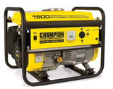 Champion Power Equipment 42436 1200 Watt Multi Purpose Portable Generator - Chickadee Solutions - 1