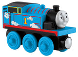 Fisher-Price Thomas the Train Wooden Railway Roll & Whistle Thomas - Chickadee Solutions - 1