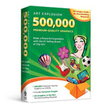 Nova Development US Art Explosion 500000 - Chickadee Solutions