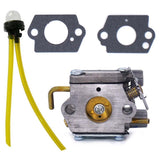 FitBest Carburetor 753-04333 with Gasket Primer Bulb Fuel Line for Walbro WT-... - Chickadee Solutions - 1