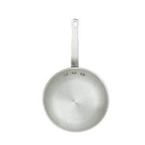 1 X 8-Inch Natural Finish Aluminum Frying Pan Fry Pan Saute Omelette Pan Comm... - Chickadee Solutions