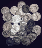 $10.00 (40ct) Roll 90% Silver Coin - (Washington Quarters) - Chickadee Solutions