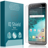 LG G5 Screen Protector IQ Shield Matte (2-Pack) Full Coverage Anti-Glare Scre... - Chickadee Solutions - 1