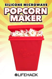Silicone Popcorn Popper by MrLifeHack 100% BPA FREE Best Microwave Popcorn Ma... - Chickadee Solutions - 1