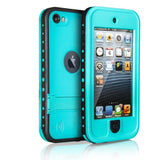 iPod 5 iPod 6 Waterproof Case Merit Waterproof Shockproof Dirtproof Snowproof... - Chickadee Solutions - 1