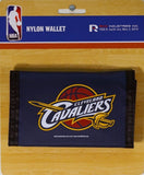 NBA Nylon Trifold Wallet Cleveland Cavaliers - Chickadee Solutions