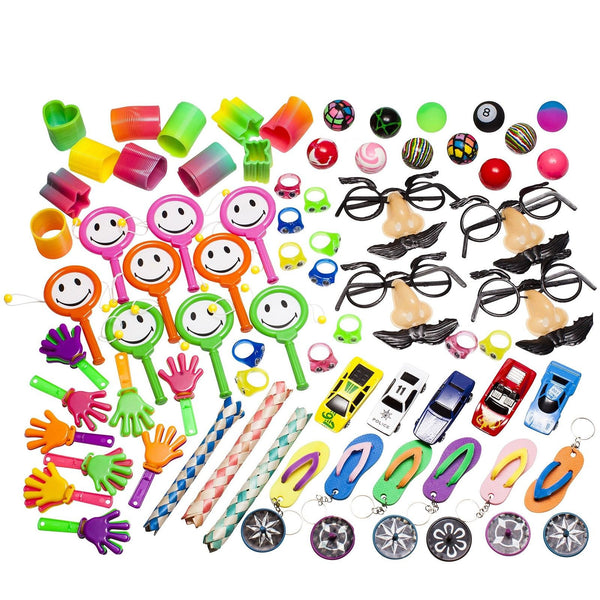 Party Favor Toys : Party favor toy prizes assortment of fun toys items