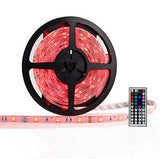 OxyLED Waterproof Color Changing RGB LED Strip Light Kit300 LEDs 16.4ft - Chickadee Solutions - 1